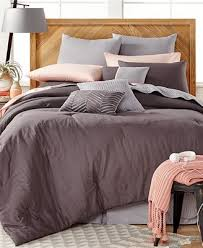 bed sheet and comforter sets closeout washed linen 14 pc comforter set created for macys
