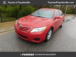 2010 Used Toyota Camry 4dr Sedan I4 Automatic LE at Honda of ...