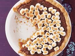 sweet potato pie with marshmallows. Wonderful Pie Sweet Potato Pie With Marshmallow Topping In With Marshmallows T