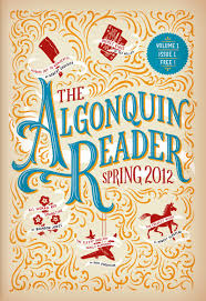 Graphic Design Algonquin Cover Illustration And Hand Lettering For The Algonquin