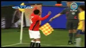 الشوط الثاني مباراة البرازيل و مصر 4-3 كاس القارات 2009 - video Dailymotion