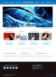Free Bookstore Website Template Flash Website Templates Template Photo Gallery Design Interior Free