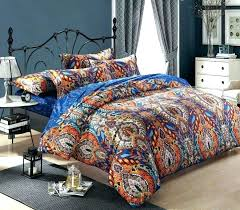 boho duvet covers king bohemian queen cotton luxury bedding sets size