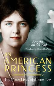 American Princess Size Chart An American Princess The Many Lives Of Allene Tew Book