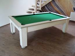 Combination Pool Table Dining Room Table Pool Tables Dining With Simple Green And White Billiard Table
