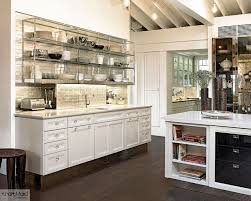 kraftmaid maple cabinetry in dove white transitional kitchen