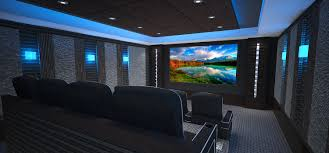 Small Picture Home Theater Design
