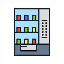 Vending Machine Clip Art Unique Vending Machine Icon Color Royalty Free Cliparts Vectors And Stock
