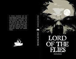 lord of the flies book cover book cover design ideas