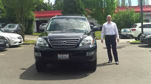 2004 Lexus GX470 Review - Maybe more popular now than when new ...