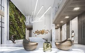 Raw Design New Rendering Offers Preview Of Interiors At Ivy Condos