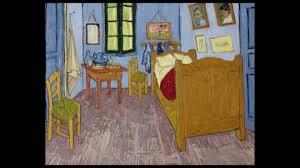 Painting The Bedroom Vincent Van Gogh The Bedroom In Arles Montys Minutes Youtube