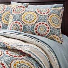 Target Quilt | Girls White Sandals & Target - Medallion Reversible Quilt | master bedroom | Pinterest Adamdwight.com