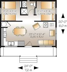 First level image of great escape house plan