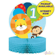 Party Animals Birthday Cakes For Kids By The Australian Womens