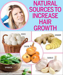 how to increase hair growth femina in