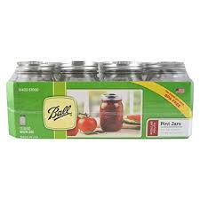 ball 16 oz mason jars. 1-ball-mason-jar-with-lid-regular-mouth- ball 16 oz mason jars