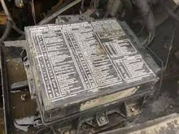 2007 sterling lt9513 electrical parts for sale spencer, ia Sterling Fuse Box sterling a9513 electrical parts sterling fuse box diagram