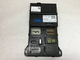buy a new genuine ford 2006 2007 ford fusion fuse central smart smart junction fuse box 2006 2007 ford fusion fuse central smart box junction genuine oem