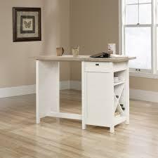 Work Table For Kitchen Cottage Road Work Table 416039 Sauder