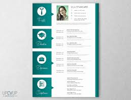 Photoshop Resume Templates Camelotarticles Com