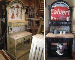 how to repurpose furniture. Fine Furniture Bakeru0027s Rack Turned Coffee Station To How Repurpose Furniture P