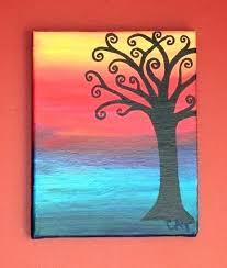 ideas to paint on a canvas paint ideas canvas some painting ideas easy canvas painting ideas