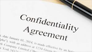 Mutual Confidentiality Agreement Simple 44 Mutual Confidentiality Agreements Sample Templates