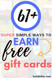 61 ways to earn free gift card codes including paypal 100 legit only takes a few minutes of your time to earn a few dollars