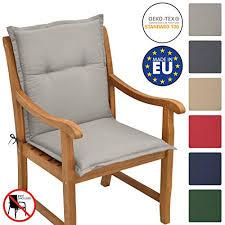back chair cushion pad 120 x