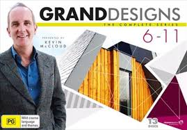 Grand Designs Dvd Complete Box Set Grand Designs Series 6 11 Boxset
