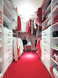 girly walk in closet design. Big Girly Walk In Closet Combination Of Light And Bright Pink Color Shades That Set A . Design R
