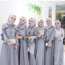 Baju muslim anak muda untuk kondangan. 180 Ide Bridesmaid Gaun Gaun Pengiring Pengantin Pakaian Wanita
