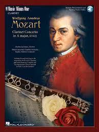 Clarinet Concerto in A Major, K. 622 • Clarinet