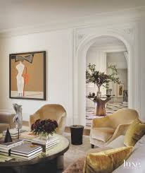 Past And Present Meet In A Presidio Heights Residence Luxe