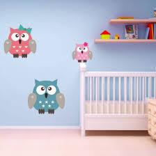 Uncategorized : Tolles Wandgestaltung Kinderzimmer Eulen ...
