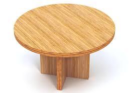 Circle Table Sadie Round Dining Table Viesso