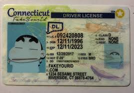 Premium Connecticut Make - Ids Fake Scannable We Buy Id