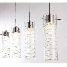 Led Kristall Hängelampe Höhenverstellbar Kronleuchter Deckenlampe