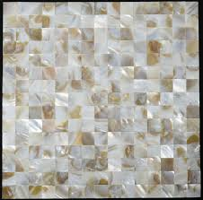 Kitchen Mother Of Pearl Tile Kitchen Backsplash Sea Shell Mosaic