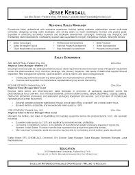 Retail Manager Resume Template Stunning Resume Sales Experience Retail Sales Manager Resume Retail Manager