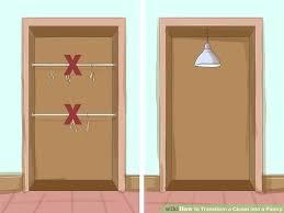 turn closet into pantry how to transform a steps with pictures turn closet into pantry