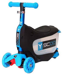 Кикборд <b>Y</b>-<b>Scoo</b> Mini Jump&Go <b>3</b> в 1 — купить по выгодной цене ...