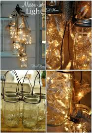Mason Jar Decorations For Christmas 100 Magnificent Mason Jar Christmas Decorations You Can Make 45