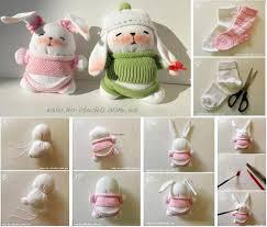 view in gallery sock bunnies wonderfuldiy