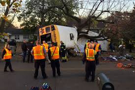 chattanooga bus crash multiple fatalities in tennessee school bus officials have called it an absolute nightmare