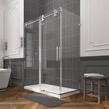 44 Fresh Glass Panel Shower Door | Downtownerinmills
