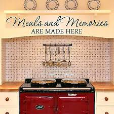 best of kitchen wall decals decor mealemories kitchen e vinyl wall decal sticker kitchen
