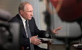 Путин рассказал о новой гонке вооружений с США, газовых войнах в Европе и нефти по 0