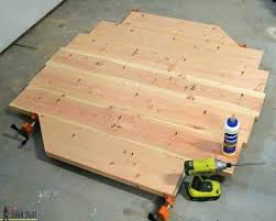 reclaimed wood table tops round wood table tops round wood table tops home depot wooden